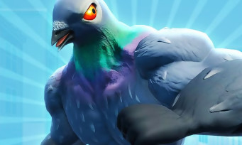 Pigeon Simulator: a game where you play a pigeon with superpowers, 1st trailer WTF