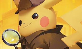 Détective Pikachu : les Pokémon mènent l'enquête sur 3DS, voici le trailer de lancement
