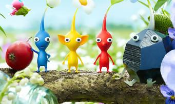 Pikmin 3 Deluxe : le jeu annoncé par surprise sur Switch, un trailer et la date de sortie