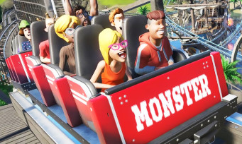 Planet Coaster: the game holds its release date on PS5 and Xbox Series X