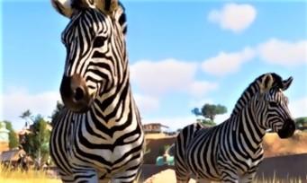 Planet Zoo : un trailer nous montre comment créer le parc zoologique parfait