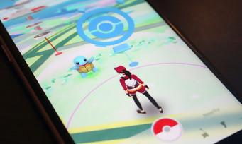 Pokémon GO : le jeu accède à l'intégralité de votre compte Google