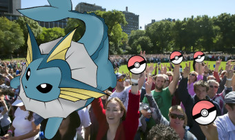 Pokémon Go : l'apparition d'Aquali provoque une émeute à Central Park (New York)