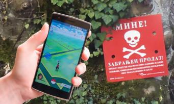 Pokémon GO : une ONG demande aux joueurs bosniens d'éviter les champs de mines