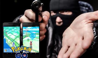 Pokémon GO : un joueur se fait piquer son smartphone en plein live Twitch