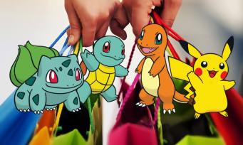 Pokémon GO : on va pouvoir chasser les Pokémon tout en faisant son shopping...