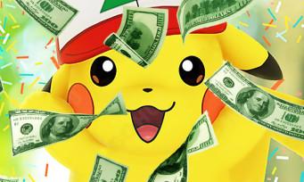Pokémon Go :  presque 2 milliards de dollars récoltés, le succès est toujours impressionnant