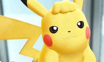 Pokémon Let's Go Pikachu & Evoli : un nouveau trailer décoiffant, découvrez-le ici