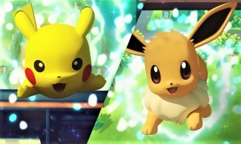 Pokémon Let's Go : voici la liste des Pokémons exclusifs à chaque version