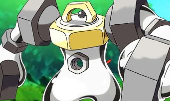 Pokémon Let's Go Pikachu & Evoli : le nouveau Pokémon Melmetal présenté en vidéo