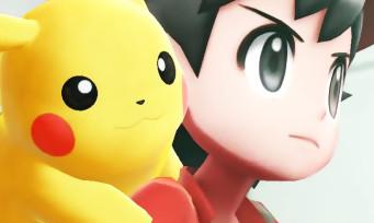 Pokémon Let's Go Pikatchu & Evoli : la chasse est ouverte avec un trailer de lancement coloré