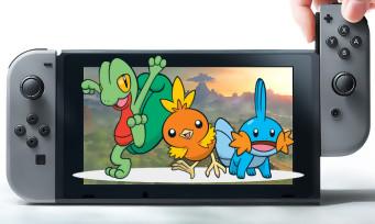 Pokémon Soleil / Pokémon Lune sur Switch : de nouveaux indices confirment le développement