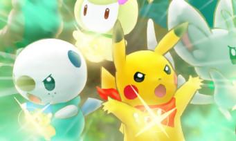 Pokémon Super Mystery Dungeon : Un tout nouveau jeu Pokémon annoncé