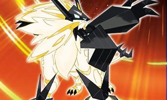 Pokémon Ultra-Soleil et Pokémon Ultra-Lune : une annonce avec un trailer et quelques infos sur les jeux