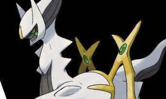 Pokémon : le légendaire Arceus en téléchargement gratuit !