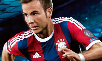 PES 2015 : la PES League reprend ses droits