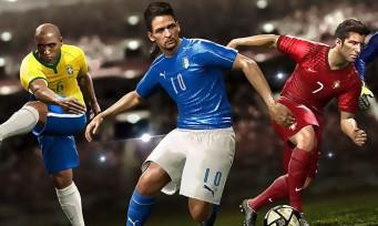 PES 2016 : cinq anciennes gloires du foot à recruter dans le mode myClub