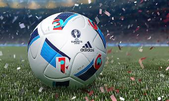 PES 2016 : UEFA Euro 2016, l'extension consacrée à l'Euro 2016