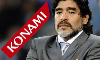 Affaire PES 2017 Maradona : Konami répond à l'ex-star du football