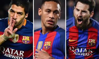 PES 2018 : une 1ère vidéo teaser qui fait revivre la mythique remontada du Barça face au PSG