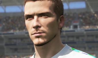 PES 2018 : Konami s'offre David Beckham pour un partenariat à long terme, la vidéo