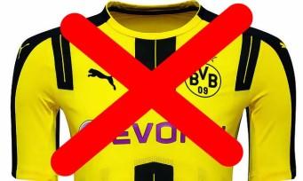 PES 2019 : Konami et le Borussia Dortmund annoncent leur divorce