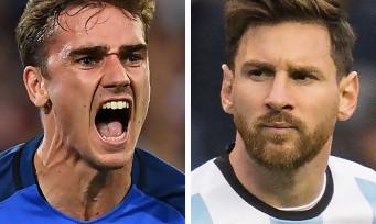 PES 2019 : France-Argentine, qui va se qualifier pour les quarts de la Coupe du monde ?