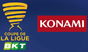 PES 2019 : Konami signe un accord avec la LFP pour la Coupe de la Ligue BKT