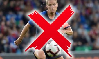 PES 2020 : toujours pas d'équipe féminine au programme