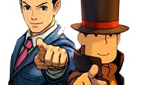 Professeur Layton vs Ace Attorney arrive en novembre : c'est officiel !