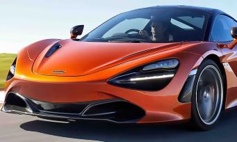 Project CARS 2 : un trailer avec la McLaren 720s et toutes les éditions collectors