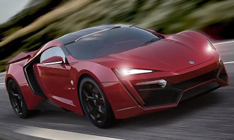 project cars trailer de la lykan hypersport. Black Bedroom Furniture Sets. Home Design Ideas