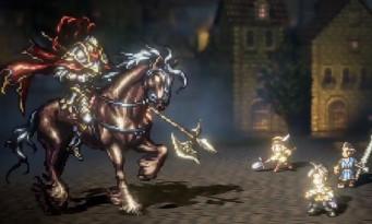 Octopath Traveler : le jeu se lance enfin sur Switch, un trailer pour aller avec la sortie