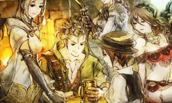 Octopath Traveler : une longue vidéo de gameplay pour présenter le jeu et ses personnages