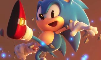 Sonic Forces : des nouvelles informations sur le jeu