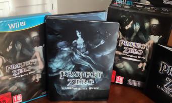 Project Zero Wii U : on vous unboxe la version collector du jeu dans une atmosphère glaçante !