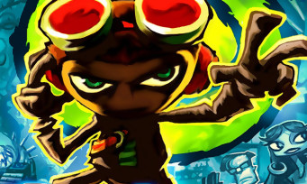 Psychonauts 2 : le premier trailer de gameplay fait surface aux Game Awards 2018 !