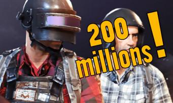 PUBG Mobile : avec 200 000 millions d'utilisateurs, le jeu dispose d'autant de joueurs que Fortnite !