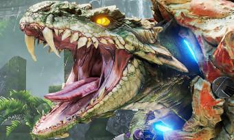 Quake Champions : c'est maintenant au tour de Sorlag de cracher son acide en vidéo