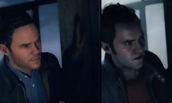 quantum break comparatif des d mos de 2013 2014 avec le jeu final. Black Bedroom Furniture Sets. Home Design Ideas