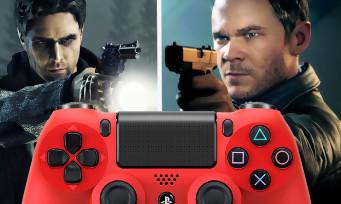 Remedy sur PS4 : pour oublier les échecs commerciaux d'Alan Wake et de Quantum Break ?