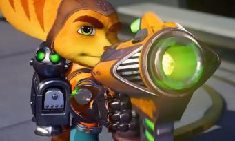 Ratchet & Clank Rift Apart : la DualSense de la PS5 sera utilisée à son meilleur