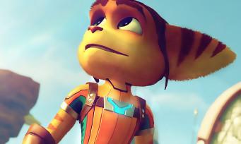 Ratchet and Clank : une vidéo de gameplay pour la version PS4 Pro