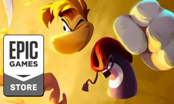 Rayman Legends : le jeu offert sur l'Epic Games Store, ça fait plaisir