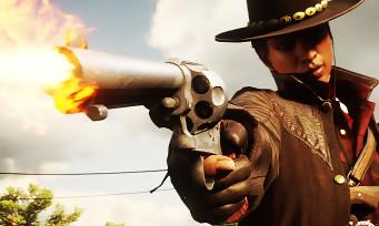 Red Dead Online : la grosse mise à jour Carrières de l'Ouest s'offre un trailer sans pitié