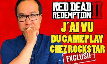 Red Dead Redemption 2 : on a vu 45 min de gameplay chez Rockstar North !