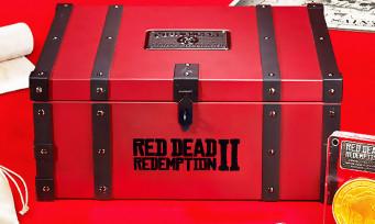 Red Dead Redemption 2 : Rockstar détaille le contenu des superbes éditions collectors
