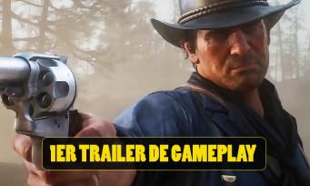 Red Dead Redemption 2 : voici le tout premier trailer de gameplay et il est sensationnel !
