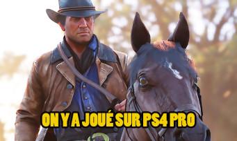 Red Dead Redemption 2 : on y a joué 1h40 sur PS4 Pro, nouvelles révélations sur le gameplay