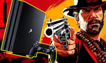 Red Dead Redemption 2 : des bundles PS4 proposés sur le marché, découvrez lesquels